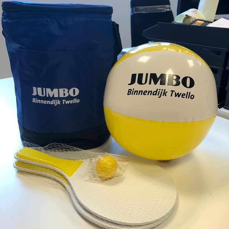 Jumbo bal